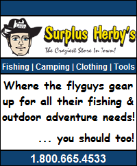 Surplus Herbys - The Craziest Fishing Store in Town!